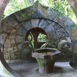 Photo taken at Jardin Edward James Xilitla by Mariana G. on 9/6/2012
