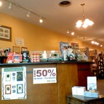 Photo taken at Destinations Booksellers by Randy S. on 10/20/2011