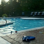 Photo taken at Regatta Pool by Christy E. on 8/31/2011