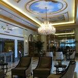 Photo taken at Royal Garden at Waikiki Hotel by J C. on 7/8/2012