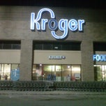 Photo taken at Kroger by Sarah P. on 12/19/2011