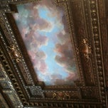 Photo taken at New York Public Library - Rose Main Reading Room by Hope Anne N. on 4/14/2011