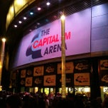 Photo taken at Capital FM Arena by Gaz A. on 2/15/2012