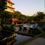 Photo taken at The River House Resort And Spa Chiang Rai by golfzyeza on 11/12/2011