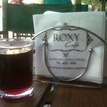 Photo taken at Cafe Roxi by Augusto R. on 12/8/2011
