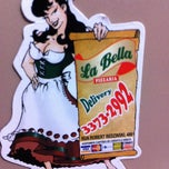 Photo taken at La Bella Pizzaria by Nehi beta O. on 3/21/2012