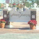 Photo taken at The American Adventure by Chad B. on 12/23/2011