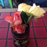Photo taken at Royal Street Deli by Christina S. on 4/14/2012