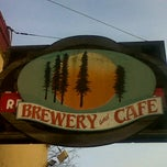 Photo taken at Boulder Creek Brewery & Cafe by Avery J. on 3/20/2012