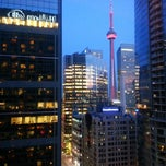 Photo taken at Hilton Toronto by Eric C. on 7/7/2012