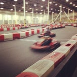Photo taken at K1 Speed Ontario by Josh H. on 2/17/2012
