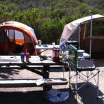 Photo taken at San Mateo Campground - San Clemente by Martin B. on 5/5/2012