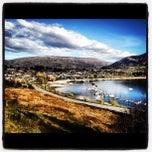 Photo taken at Lake Wanaka by Shane A. on 8/29/2012