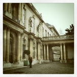 Photo taken at Archives Nationales by Jimmy K.W. C. on 2/13/2011