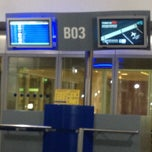 Photo taken at Gate B3 by Baer T. on 6/26/2012