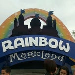 Photo taken at Rainbow MagicLand by andrea i. on 6/11/2011