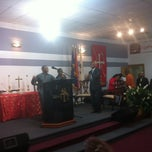 "Photo taken at Tabernacle of Praise Cathedral by Danah ""ICOF"" G. on 10/16/2011"