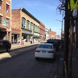 Photo taken at East Carson Street by André L. G. on 3/22/2012