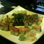 Photo taken at Big Tuna Sushi Restaurant by Sheena B. on 2/18/2011