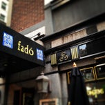 Photo taken at Fadó Irish Pub & Restaurant by Charley M. on 5/10/2012