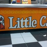 Photo taken at Little Caesars Pizza by Troy R. on 3/26/2011