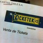 Photo taken at Ticketmaster by Natty . on 4/13/2012