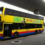 Photo taken at Tung Chung Station Bus Terminus 東涌站巴士總站 by Tham ⚽. on 2/11/2012