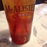 Photo taken at McAlister's Deli by Gigi S. on 8/25/2012