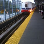 Photo taken at Lougheed Town Centre SkyTrain Station by Paul W. on 2/15/2012