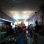 Photo taken at La Taqueria by John G. on 7/11/2012