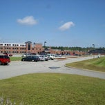 Photo taken at Masconomet Regional High School by Kristin A. on 8/28/2012