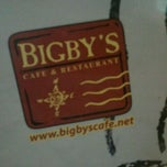 Photo taken at Bigby's by Pykster U. on 10/25/2011