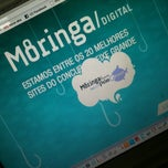 Photo taken at Moringa Digital by Leandro O. on 5/22/2012
