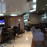 Photo taken at MIASCOR Business Lounge by George S. on 8/12/2012