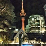 Photo taken at Sky Tower by Klim A. on 5/25/2012