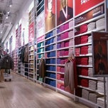 Photo taken at Uniqlo Soho by Grace Y. on 12/1/2011
