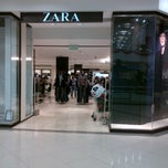 Photo taken at Zara by Chintan S. on 12/23/2011