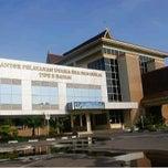 Photo taken at Bidang Audit Kantor Pelayanan Utama Bea Dan Cukai Tipe B Batam by ali a. on 12/25/2011