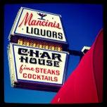 Photo taken at Mancini's Char House & Lounge by Nancy N. on 8/24/2011