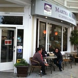 Photo taken at Martha & Bros. Coffee by H L. on 10/7/2011