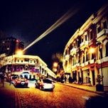 Photo taken at W Istanbul by Sean O. on 1/26/2012