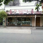 Photo taken at El aguila by Shantoujia on 4/29/2012