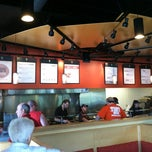Photo taken at Qdoba Mexican Grill by Sharon M. on 7/10/2012