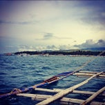 Photo taken at Tabon Port by Jaypee (@enjayneer) on 7/27/2012