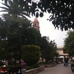 Photo taken at San Luis de la Paz by Tere M. on 5/10/2012