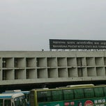 Photo taken at ISBT Kashmere Gate by Doger K. on 9/2/2012