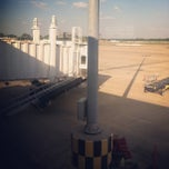 Photo taken at Gate 5 by Jaime P. on 8/29/2012