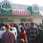 Photo taken at Rita's Italian Ice by Bob on 3/21/2011