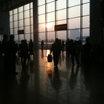 Photo taken at 苏州园区站 Suzhou Industrial Park Railway Station by Helen T. on 9/4/2011
