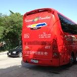 Photo taken at Autobuses Medher Cd. Del Carmen by Manuel Barosh M. on 7/13/2012